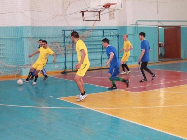 Проведение 4-го ежегодного турнира по мини футболу, посвященного памяти Байльдинова Марата Валиевича - АО «Военизированная Железнодорожная Охрана»